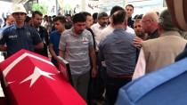 ALEYNA - Şehit Özel Harekat Polisi Toprağa Verildi