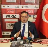 RıFAT HISARCıKLıOĞLU - Sivas Ticaret Ve Sanayi Odası'ndan Enflasyonla Mücadeleye Destek