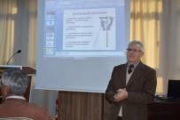 İŞ GÜVENLİĞİ UZMANI - Sungurlu'da İş Sağlığı Ve Güvenliği Semineri Verildi