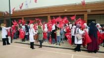 İNSANI YARDıM VAKFı - Suriyeli Yetimlere Okul