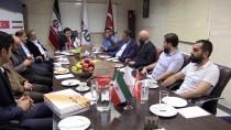 TACIKISTAN - Tahran'da Türk Ve İranlı İş Adamları Tanışma Toplantısı