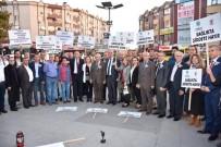 ŞAFAK BAŞA - Tekirdağ Büyükşehir Belediyesinden Sağlık Çalışanlarına Destek