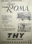 FREKANS - THY 60 Yıl Sonra Ankara- Roma Seferlerine Başlıyor