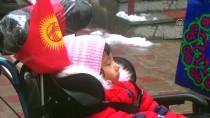 OMURİLİK - TİKA'dan Kırgızistan'a Tekerlekli Sandalye Desteği