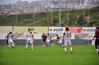 ÖZKAN SÜMER - Trabzonspor, U21 Takımını 6-0 Yendi