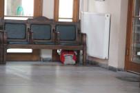 ŞÜPHELİ ÇANTA - Tren Garında Şüpheli Paket Paniği