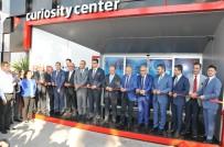 NACI BOSTANCı - Treyler Sektörünü Meraklandıran 'Curiosity Center' Açıldı