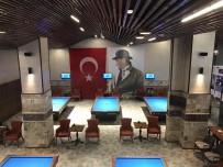GENÇLİK VE SPOR BAKANLIĞI - Türkiye 3 Bant Bilardo Turnuvası İstanbul'da Başladı