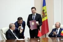 MOLDOVA - Türkiye İle Moldova Arasında İşbirliği Anlaşması İmzalandı