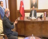 PARLAMENTO - Türkiye'nin Ünlü Şefleri Malatya'da