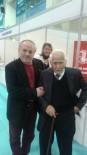 TYB Erzurum Şubesi'nden Karakoç İçin Taziye Mesajı