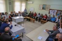SEDDAR YAVUZ - Vali Yavuz'dan Öğretmenlere Destek