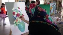 OBEZİTE - Vanlı Kadınlar Belediye Kurslarıyla Meslek Sahibi Oluyor