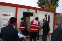 Yarım Asırdır Kulübede Yaşayan 'Memiş Dayı'ya Kızılay'dan Yardım