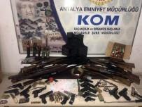 KURUSIKI TABANCA - 4 İlde Suç Örgütü Operasyonu Açıklaması 22 Gözaltı