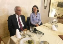AP Türkiye Raportörü Kati Piri, Ahmet Türk'ü Ziyaret Etti