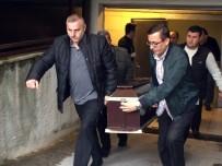 ERMENI - Ara Güler'in Cenazesi Hastane Morgundan Alındı
