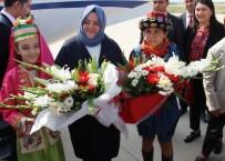 Zehra Zümrüt Selçuk - Bakan Selçuk Baba Memleketi Aydın'da