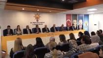 MESLEKİ EĞİTİM - Bakan Varank, Gaziantepli Sanayiciler İle Buluştu