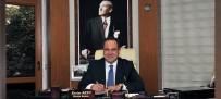 GİRESUN - Başkan Aksu'dan Liman Açıklaması