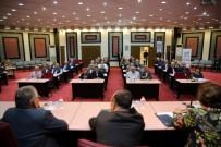 İŞ GÖRÜŞMESİ - Başkan Büyükkılıç'tan Muhtarlar Gününde Özel Toplantı