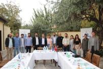 SAADET PARTİSİ - Başkan Saka Genç Siyasetçiler İle Bir Araya Geldi