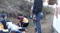 CİNSEL TACİZ - Baygın Bulunan Suriyeli Genç Kızların Korkudan Bayıldıkları Ortaya Çıktı