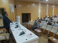 ÖĞRETMEN - Bismil'de TÜBİTAK 4006 Proje Çağrısı Toplantısı