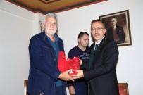 KAPADOKYA - Bosna Hersek Hadziçi Belediye Başkanı, Seçen'i Ziyaret Etti
