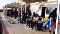 Çanakkale'de 40 Düzensiz Göçmen Yakalandı
