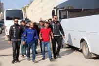 METAMFETAMİN - Elazığ'da Uyuşturucu Operasyonu Açıklaması 13 Şüpheli Adliyeye Sevk Edildi
