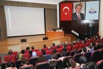 MAHKEME BAŞKANI - ERÜ'de 'Kamu Hukukunun Güncel Meseleleri' Konulu Sempozyum Düzenlendi