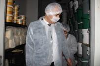 ALO 174 - Erzurum'da Son Bir Yılda 10 Bin 350 Gıda Denetimi Yapıldı