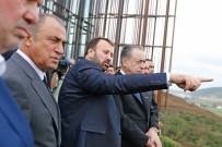 HAKAN YILMAZ - Galatasaray'ın Riva Arazisinin Projesi Tanıtıldı