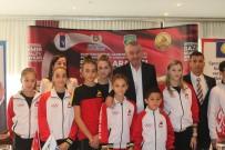 HALİL İBRAHİM ŞENOL - Gaziemir Cimnastik Şölenine Hazır
