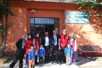 Gençlerin 'İyilik Ağacı' Projesi Köy Okullarında
