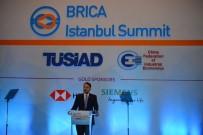 KÜRESEL EKONOMİ - Hazine Ve Maliye Bakanı Albayrak BRICA Zirvesi'nde Konuştu