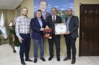 İHLAS - İhlas Gurubundan Başkan Eryarsoy'a Hazırlı Olsun Ziyareti