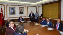 MESLEKİ EĞİTİM - İl İstihdam Ve Mesleki Eğitim Kurulu Toplantısı Yapıldı