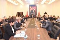 SITKI KOÇMAN ÜNİVERSİTESİ - İl Koordinasyon Kurulu 4'Üncü Kez Toplandı