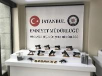 KURUSIKI TABANCA - İstanbul'da Silah Kaçakçıları Adliyede