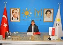 İYİ PARTİ - İyi Parti Çeşme İlçe Başkanı İstifa Etti