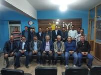 İL BAŞKANLARI - İYİ Parti'de İstifa
