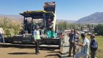 KARS VALISI - Kağızman'da  Köy Yolları Sıcak Asfalt Oluyor
