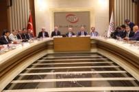REHABİLİTASYON MERKEZİ - Kahramankazan Belediye Başkanı Ertürk 'Termal Zirve'De Konuştu