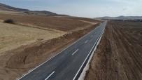 Kaman-Ömerhacılı Yolu Ulaşıma Açıldı