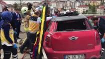 TIP FAKÜLTESİ ÖĞRENCİSİ - Maltepe'de Trafik Kazası Açıklaması 3 Yaralı
