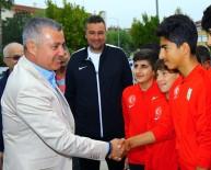 HASAN DOĞAN - Manavgat Belediyespor Genç Yetenekler Yetiştiriyor
