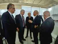 MUSTAFA HAKAN GÜVENÇER - Manisa Ayakkabı Fuarı Açıldı