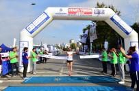 CADDEBOSTAN - Maraton Öncesi Son Antrenman Açıklaması İstanbul'u Koşuyorum Bakırköy Etabı